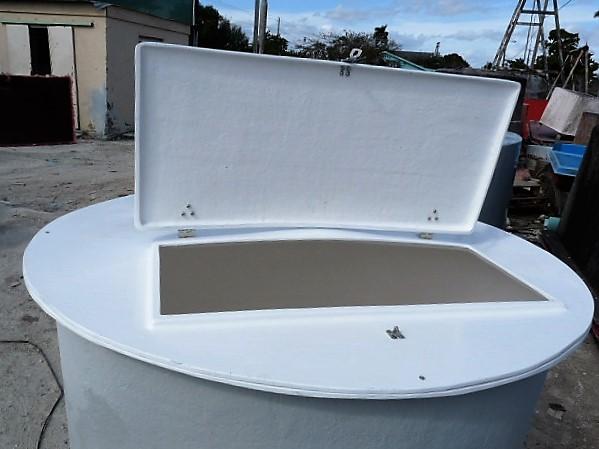 Dolphin Fiberglass Products, Inc  - Tanks, Ponds, Aquariums