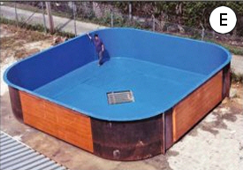 Dolphin fiberglass products inc tanks ponds for Big fish ponds for sale